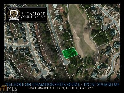 Duluth Residential Lots & Land For Sale: 3189 Carmichael Pl