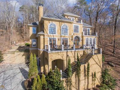 Fulton County Single Family Home For Sale: 385 Azalea Dr