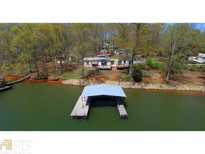 Cumming, Gainesville, Buford, Dawsonville Single Family Home For Sale: 3696 Looper Lake Pt
