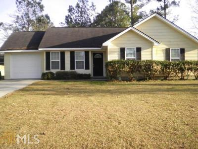Single Family Home Under Contract: 321 Aubrey