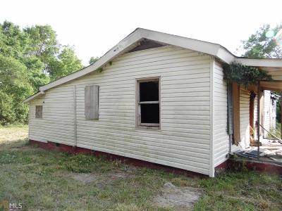 Monticello Single Family Home For Sale: 596 Blue Ruin