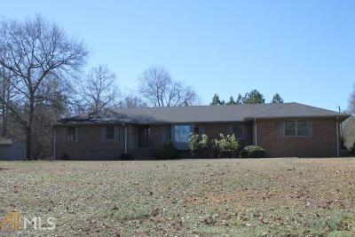 Elbert County, Franklin County, Hart County Single Family Home For Sale: 339 Hillcrest Dr