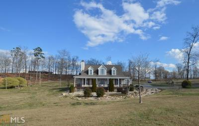 Gordon County Single Family Home For Sale: 214 Baxter Rd