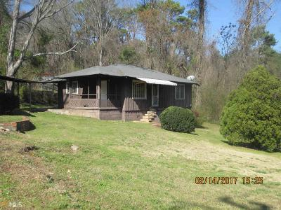Lagrange GA Single Family Home For Sale: $38,000