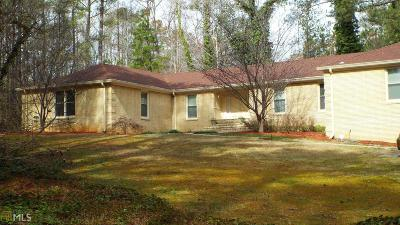 Atlanta Single Family Home Under Contract: 2280 Wallace Rd