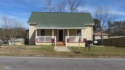 Rockdale County Single Family Home For Sale: 1000 Main St