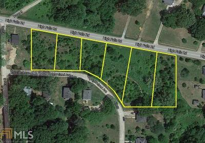 Griffin Residential Lots & Land For Sale: 1036 High Falls Rd