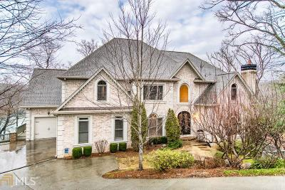 Fulton County Single Family Home For Sale: 26 Wing Mill Rd