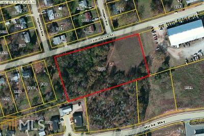 Madison Residential Lots & Land For Sale: 1070 Commerce St