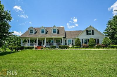 Pickens County Single Family Home For Sale: 918 Parker Rd