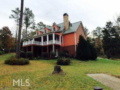 Haddock, Milledgeville, Sparta Single Family Home For Sale: 217 Ellis Mill Rd