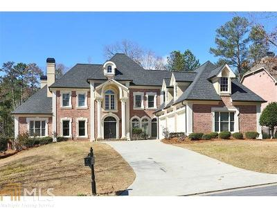 Alpharetta, Duluth, Johns Creek, Suwanee Single Family Home For Sale: 7940 Turnberry Way