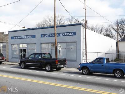 Atlanta Commercial For Sale: 1650 Jonesboro Rd