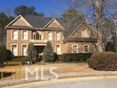 Tyrone Single Family Home Under Contract: 107 Hampshire Trce