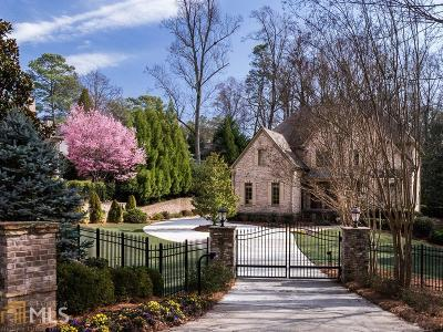 Roswell, Sandy Springs Single Family Home For Sale: 246 Lafayette Way