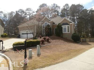 Brookwood Place Single Family Home For Sale: 3188 Pond Springs Ct
