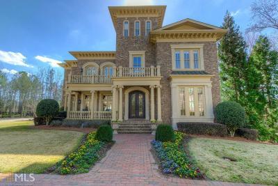 Alpharetta, Milton, Roswell Single Family Home For Sale: 3130 W Addison Dr