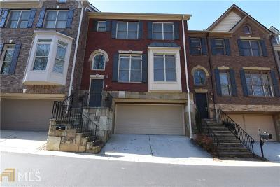 Atlanta Condo/Townhouse For Sale: 5565 NE Julian