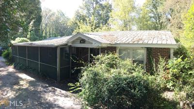 Habersham County Single Family Home For Sale: 184 Pear Valley