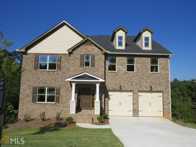 Douglasville Single Family Home For Sale: 5685 Deer Trail Ct #122
