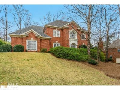 Fulton County Single Family Home For Sale: 1414 Spyglass Hill Dr