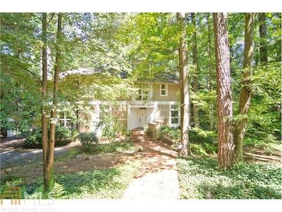 Buckhead Single Family Home Back On Market: 1071 Dawn View Ln