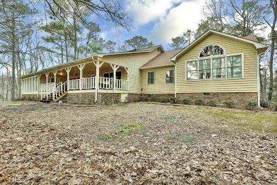 Fayette County Single Family Home Under Contract: 1304 Sandy Creek Rd