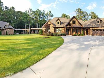 Dacula Single Family Home For Sale: 3157 Bailey Rd