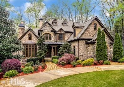 High Point Single Family Home Under Contract: 4980 High Point Rd
