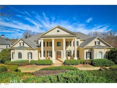 Alpharetta, Alpharetta Johns Creek Single Family Home For Sale: 1255 Stuart Ridge