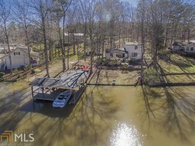 Buckhead, Eatonton, Milledgeville Single Family Home For Sale: 133 Thomas Dr