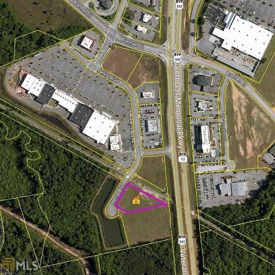 Statesboro Residential Lots & Land For Sale: Henry Blvd #Lot 8