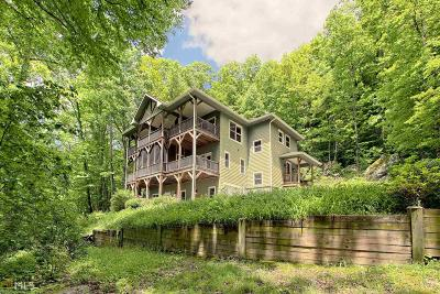 Rabun County Single Family Home For Sale: 2209 Bald Mountain Rd #49A