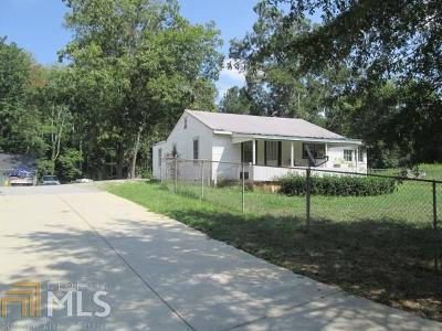 Fulton County Single Family Home For Sale: 13045 Arnold Mill Rd