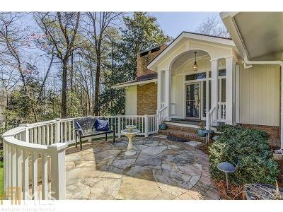 Buckhead Single Family Home For Sale: 2380 Northside