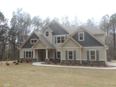 Senoia Single Family Home For Sale: 3428 Highway 54 #Lot 7
