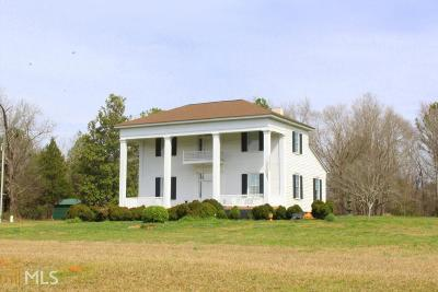 Single Family Home For Sale: 2235 Crawfordville Rd