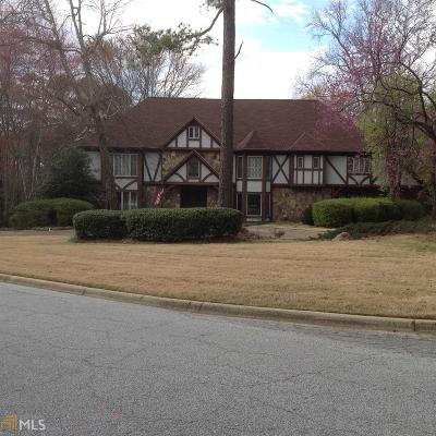 Stone Mountain Single Family Home For Sale: 1862 Chedworth Ct