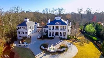 Alpharetta, Milton, Roswell Single Family Home For Sale: 3126 W Addison