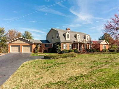 Habersham County Single Family Home For Sale: 186 Hillcrest Heights