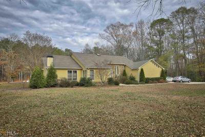 Hiram Single Family Home For Sale: 391 Quail Ridge Rd