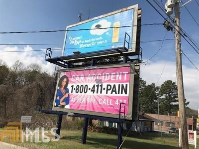 Atlanta Commercial For Sale: Campbellton Rd