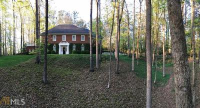 Cherokee County Single Family Home For Sale: 221 Old Hickory Rd
