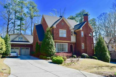 Dekalb County Single Family Home For Sale: 509 S Westminster Way