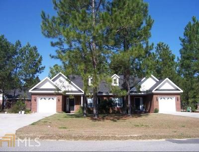 Statesboro Condo/Townhouse For Sale: 1124 Southbend Dr #3A