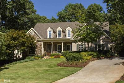 Peachtree City Single Family Home For Sale: 604 Embassy Ct