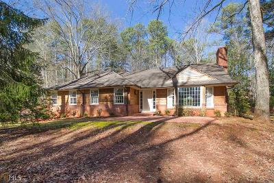 Coweta County Single Family Home For Sale: 50 Raintree Dr