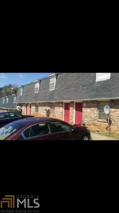 Clarkston Multi Family Home Back On Market: 662 NE Jolly Ave #1