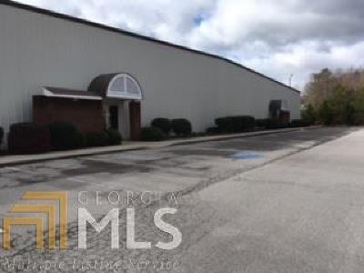 Habersham County Commercial Lease/Purchase: 420 Industrial Blvd