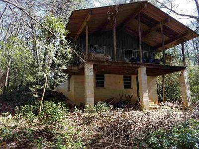 Sautee Nacoochee Single Family Home For Sale: 113 York Cemetery Rd